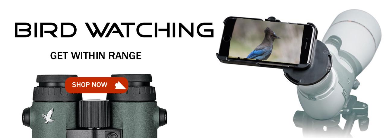 Bird Watching Equipment