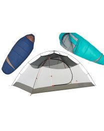 2 Person Camping Ship Package