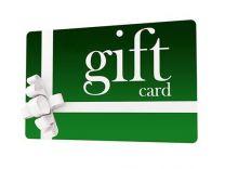 Check Outside Gift Card $150