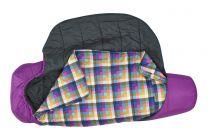 Kelty Kids Sleeping Bag (TruComfort 20) Purple