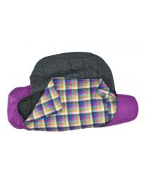 Kelty Kids Sleeping Bag (TruComfort 20) Purple