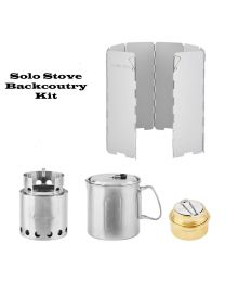 Solo Stove Backcountry Kit
