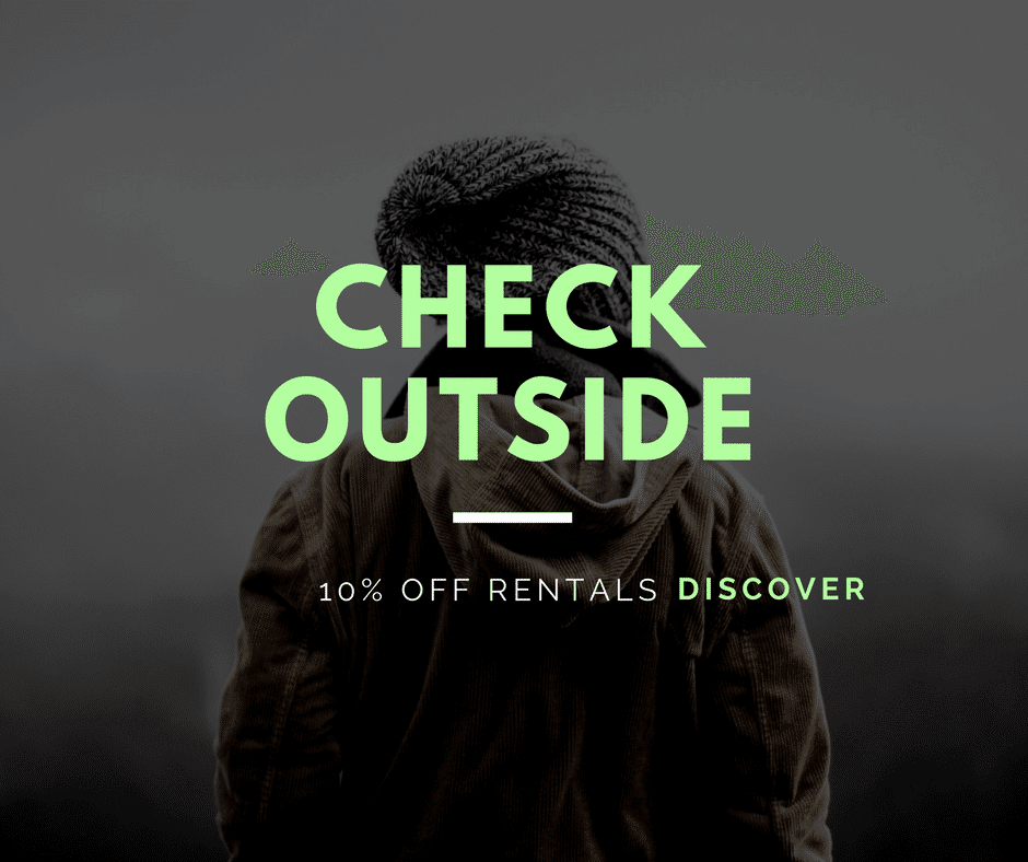 Outdoor Gear Rentals