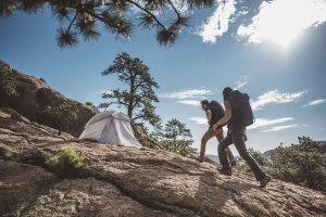 Backpacking in Durango Colorado