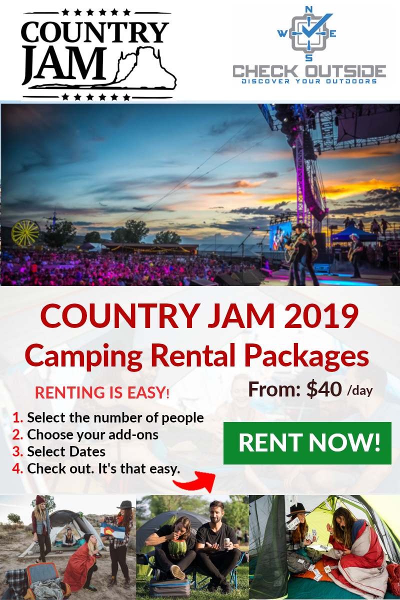 Check Outside Country Jam