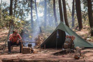 Camping at Emerald Lake Durango Colorado - Rent Camping Gear