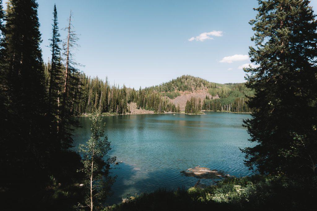 Hiking and Camping Emerald Lake Durango Colorado